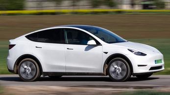 Új negyedéves gyártási rekordot állított fel a Tesla