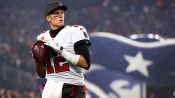 Brady először rekordot döntött, majd győzött korábbi csapata otthonában