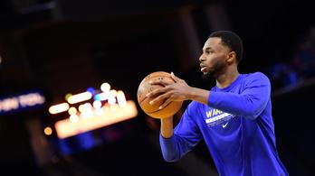 Beoltatta magát a Golden State Warriors sztárja, játszhat a hazai mérkőzéseken