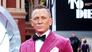 Csillagot kap a Hollywoodi Hírességek Sétányán Daniel Craig