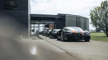 1,3 milliárd forint a leggyorsabb Bugatti
