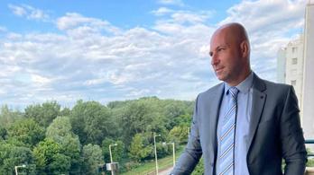 Lemond Szabó Bálint, mert parlamenti képviselő szeretne lenni