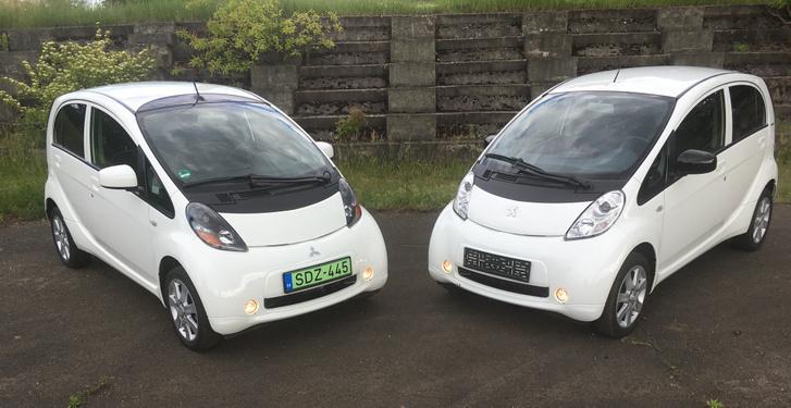 Mitsubishi I-Miev, Peugeot Ion