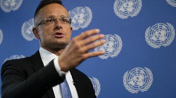 Szijjártó: a migrációs politika nemzeti hatáskörbe tartozik