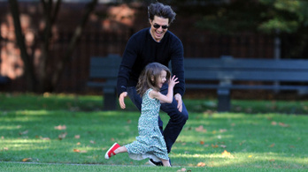Miért tűnt el Tom Cruise a lánya életéből?