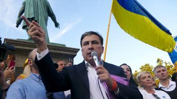 Éhségsztrájkba kezdett Szaakasvili