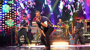 Karbonsemleges koncertre készül a Coldplay