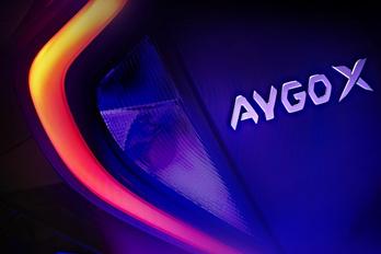 Novemberre ígérik a Toyota Aygo utódját