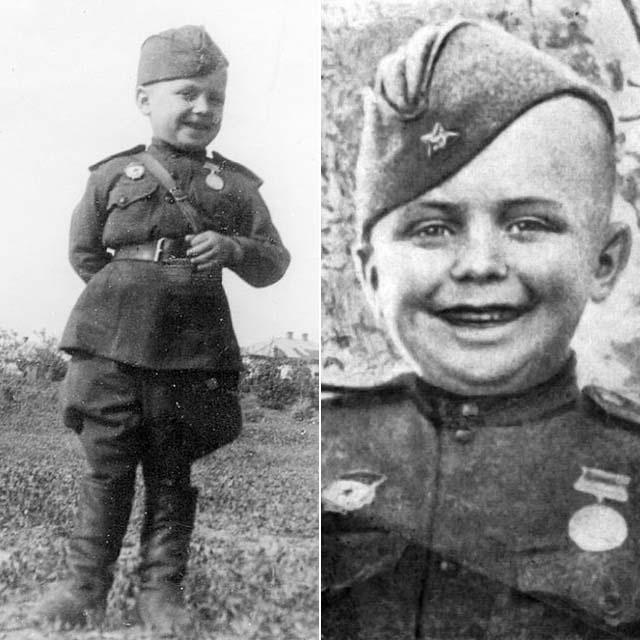 Kivégezték az egész családját, katona lett a hatéves kisfiúból: Szergej Aleshkov megrázó története