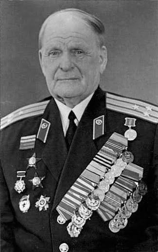 Mihail Vorobiev őrnagy