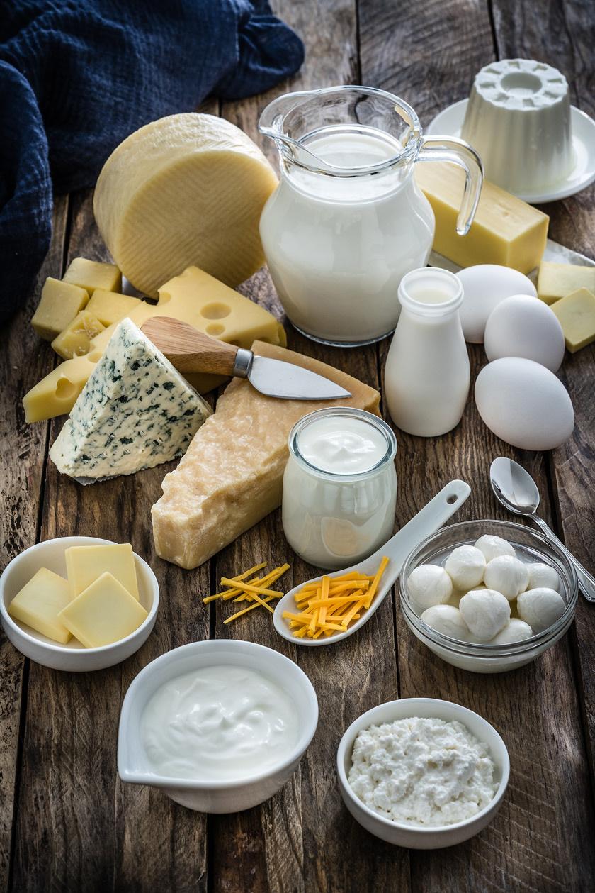 tejtermék