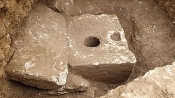 2700 éves luxusvécét találtak a szent városban