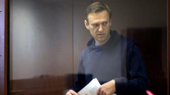 Lengyel kitüntetést kapott Alekszej Navalnij