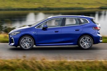 Itt az újabb hódfogú BMW, a 2-es Active Tourer