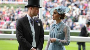 Ezért nem csókolhatja meg Katalint Vilmos herceg - a királyi család szigorú szabályai