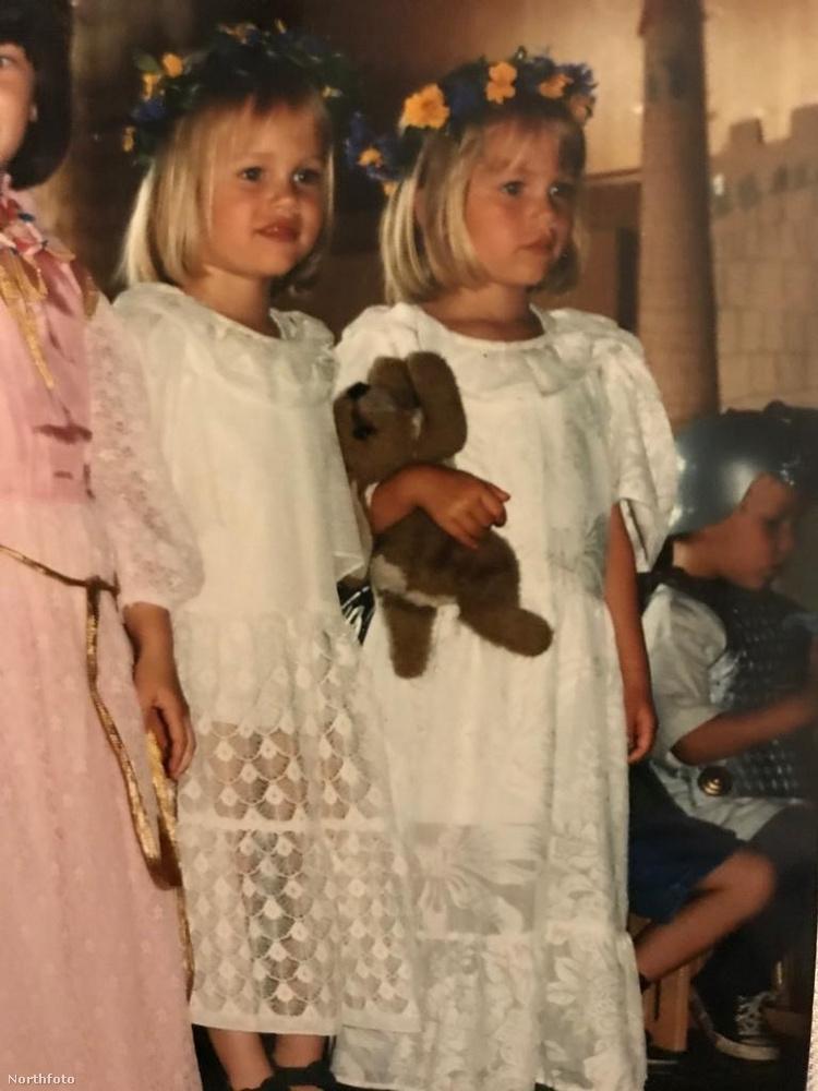 A lányok egyébként Bajorországban nevelkedtek