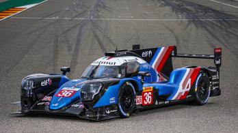 Új Le Mans-i versenygépet épít az Alpine