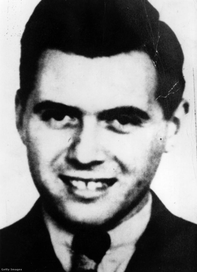 Dr. Josef Mengele.