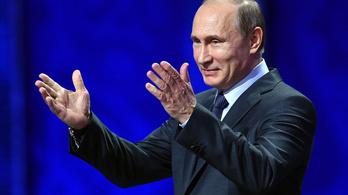 Putyin: Rekordot dönthet Oroszország az idei gázszállítással