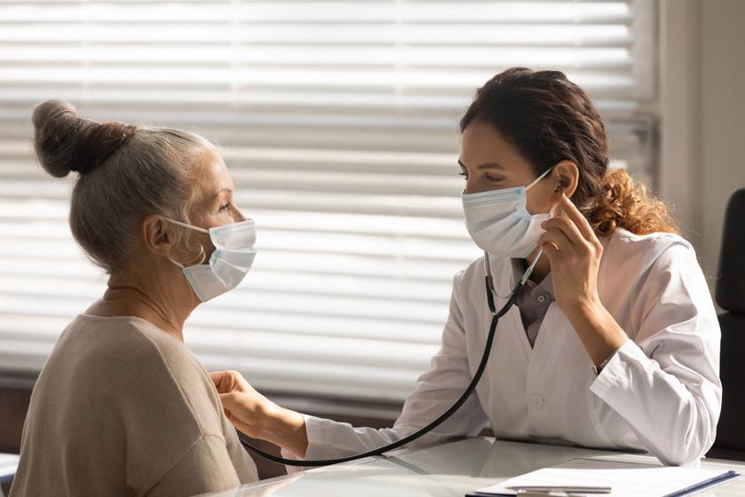 Poszt-Covidos tüdőkárosodás vagy COPD okozza a panaszokat? Más módon ismerhetők fel a betegségek