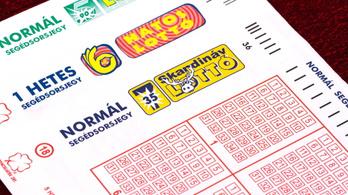 Ezekkel a számokkal lehetett nyerni a skandináv lottón