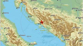 Nagyon megijedtek a Balkánon, mert újra rengett a föld