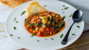 Ezzel a minestrone levessel idézd meg Toscanát!