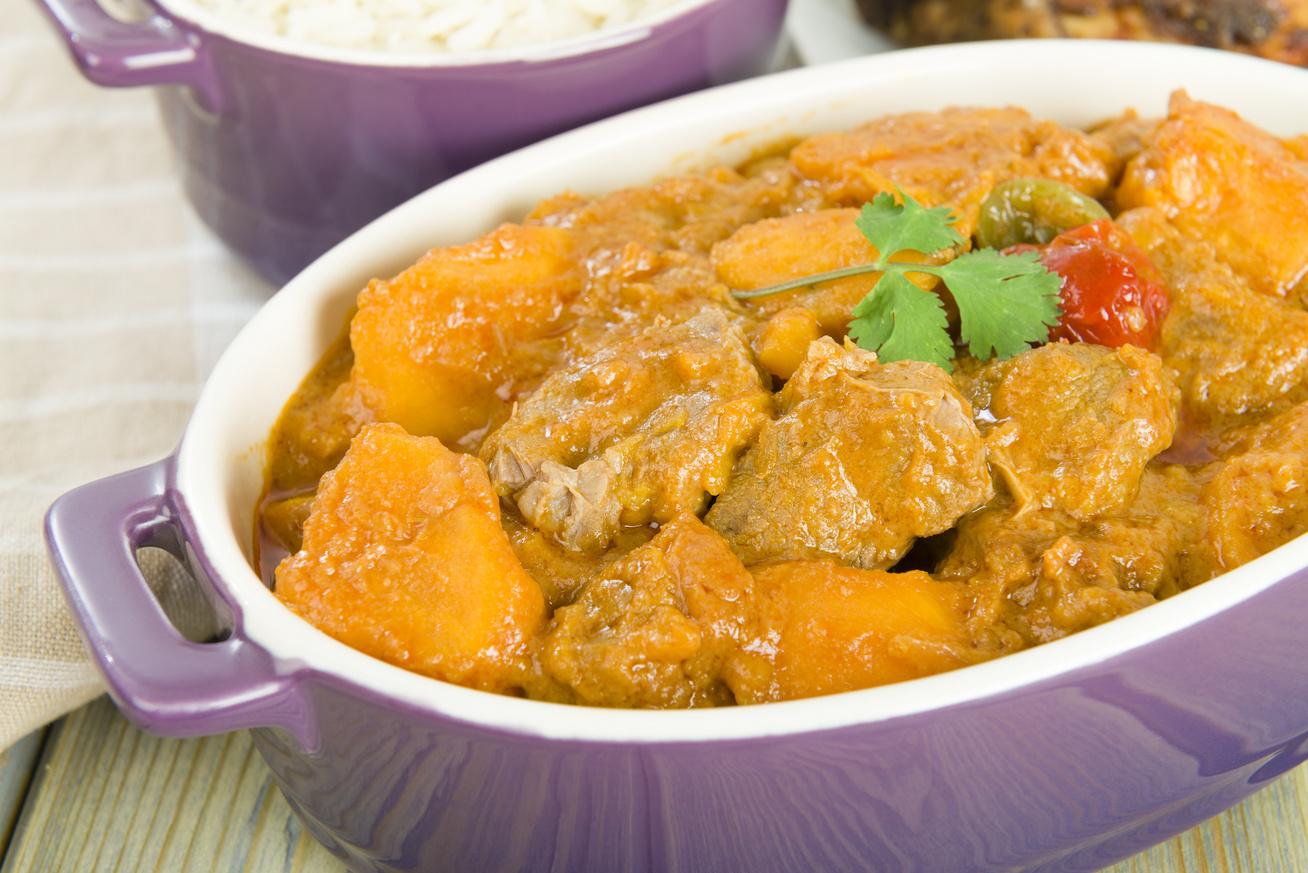 edesburgonyas curry