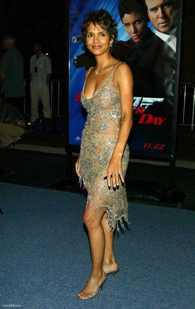 Halle Berry azok közé a színésznők közé tartozik, akik az elmúlt évtizedekben nem sokat öregedtek