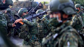 Akár háborút kiváltó okként is értelmezheti Peking Washington lépését