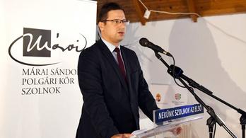 Gulyás Gergely: az Európai Unióhoz jó, Brüsszelhez rossz viszony fűzi Magyarországot