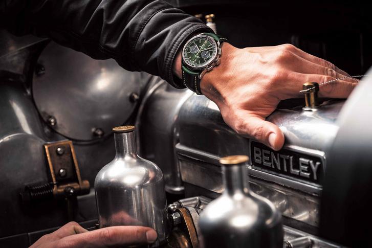Újragondolt Bentley kiadás