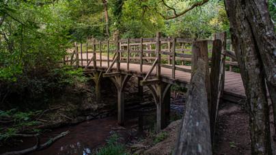 Elárverezték Micimackó hídját – ennyiért kelt el a híres építmény