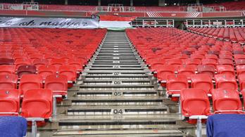 Kiskapu a zártkapus meccseken: kik lehetnek ott a stadionban?