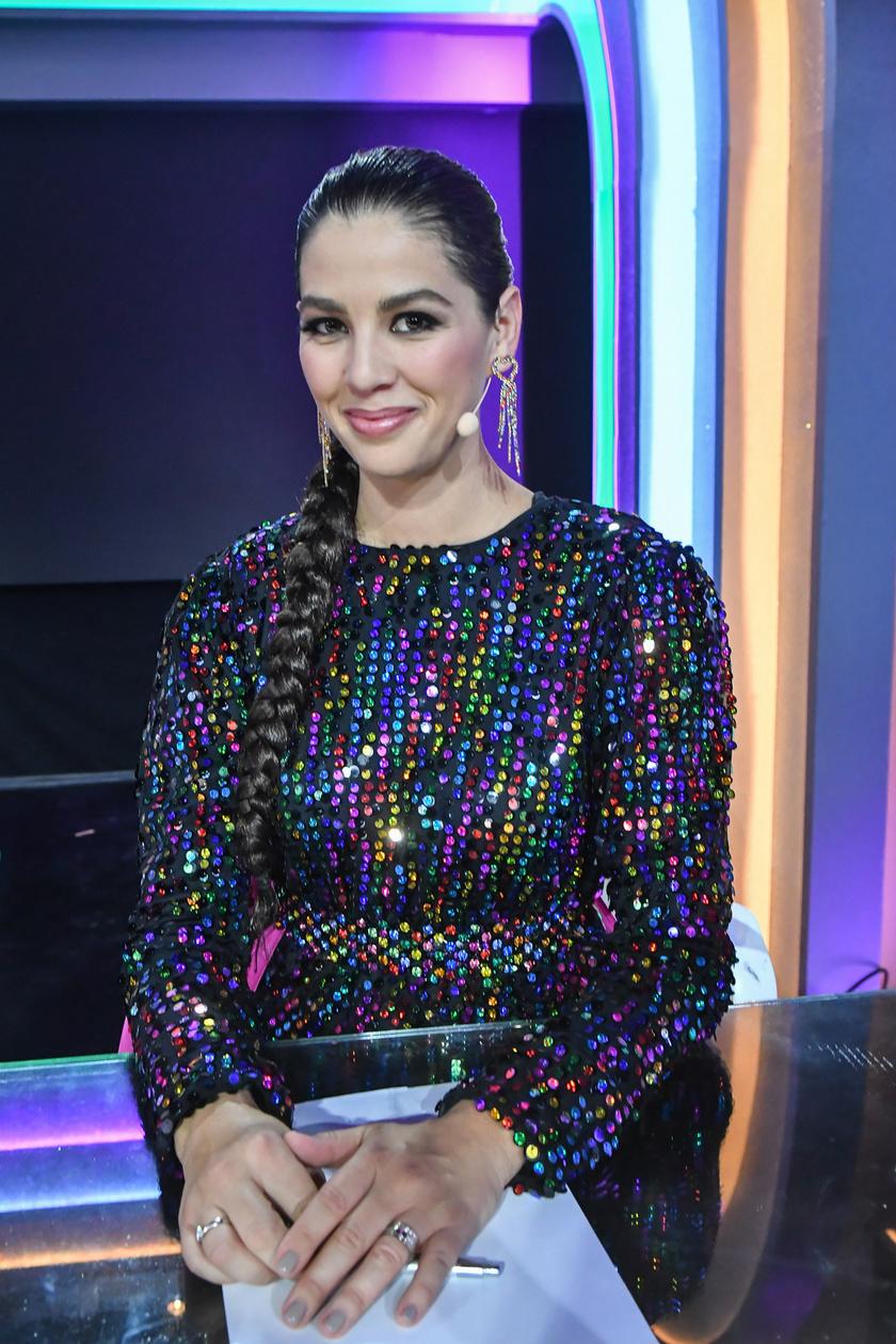 Ördög Nóra a Dancing with the Stars 2021. október 2-i adásában.