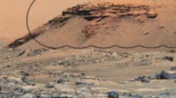 Bebizonyosodott, hogy tómeder a marsi kráter