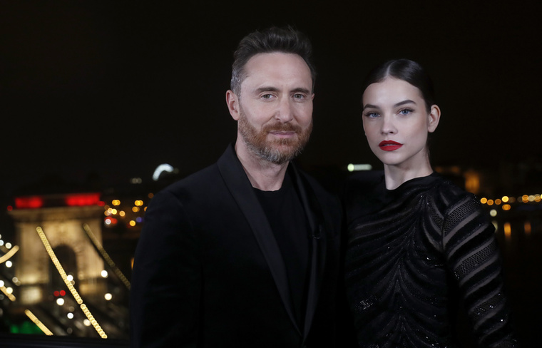 2020-ban műsorvezetőként is debütált, ugyanis az MTV Music Awards díjátadó gáláját vezette Budapestről David Guettával.