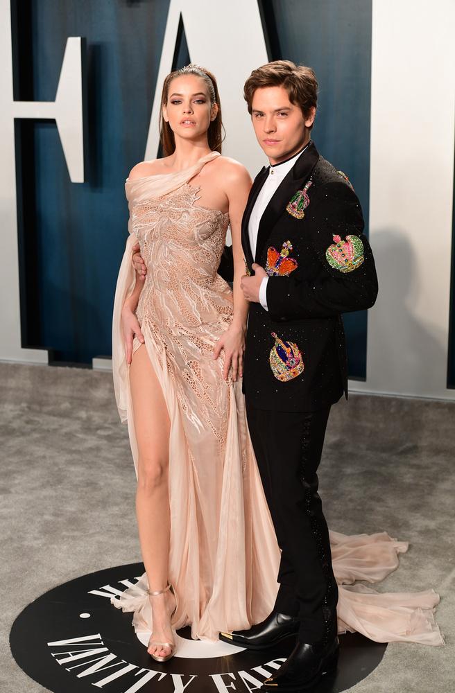 Dylan Sprouse színésszel 2018-ban ismerkedtek meg, majd nem sokkal később össze is költöztek New Yorkban