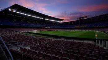 Egy évig albérletben játszana a Barcelona, hitelből újítanák fel a Camp Nout