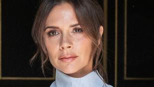 Victoria Beckham megtalálta a ragyogó, fiatalos arcbőr titkát