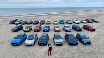 Itt csak elektromos autó nyerhet?