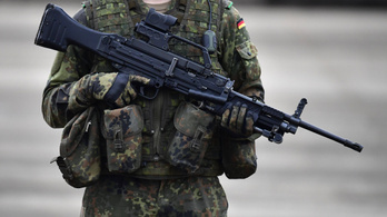 Szélsőjobboldali csoportot lepleztek le a német hadseregben