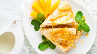 Ez a legfinomabb sütőtökös-narancsos palacsinta receptje