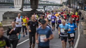 Akkor járunk a legjobban, ha beállunk futni, közlekedni képtelenség lesz Budapesten