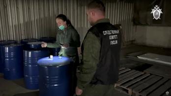 Már huszonkilenc halottja van az oroszországi alkoholmérgezésnek