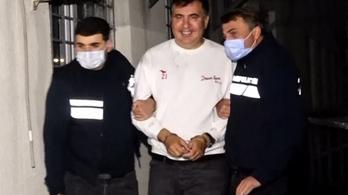 Nincs kegyelem Szaakasvilinek, az ukrán elnök kiszabadítaná