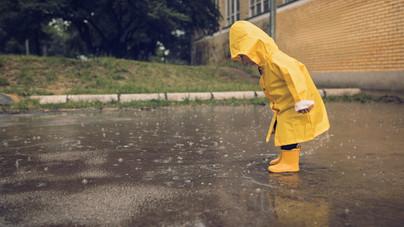 Elmossa az eső a vasárnapot, itt már tényleg nem lesz jó idő