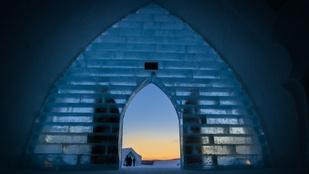 Íme, a világ 5 legmenőbb jéghotele