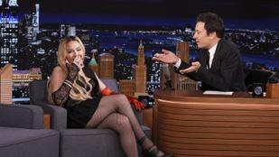 A nyugalom megzavarására hajt Madonna. Biztos, hogy akarod látni?