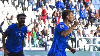 Nemzetek Ligája: későn ébredt Belgium, az olaszok nyerték a bronzmeccset